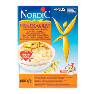 Nordic 4 злака отруби