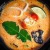 Фото к позиции меню Суп Том Ям из кокосового молока с морепродуктами