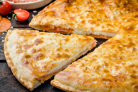 Пицца Вкусная