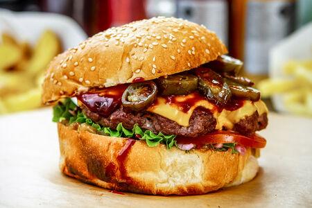 Бургер Пиг