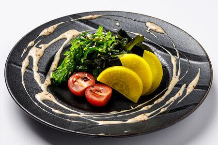 Салат Чука такуан сарада