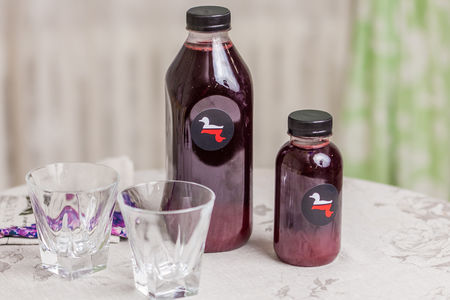 Напиток Черная смородина