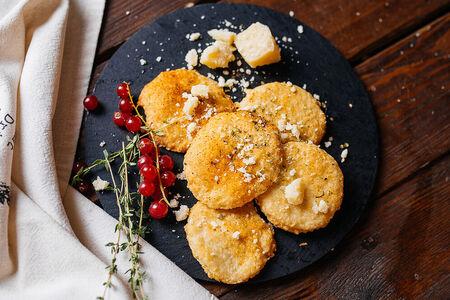 Печенье из пармезана