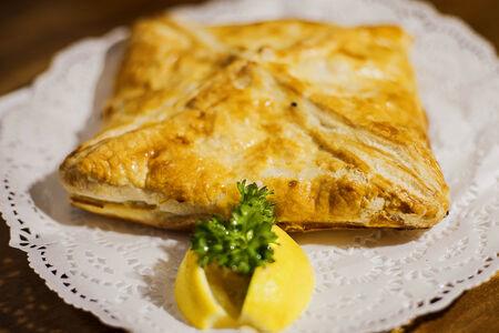 Ирландский Рыбный пирог Паддис