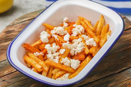 Греческий картофель фри