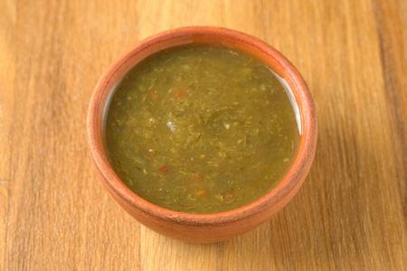 Соус Ткемали зеленый