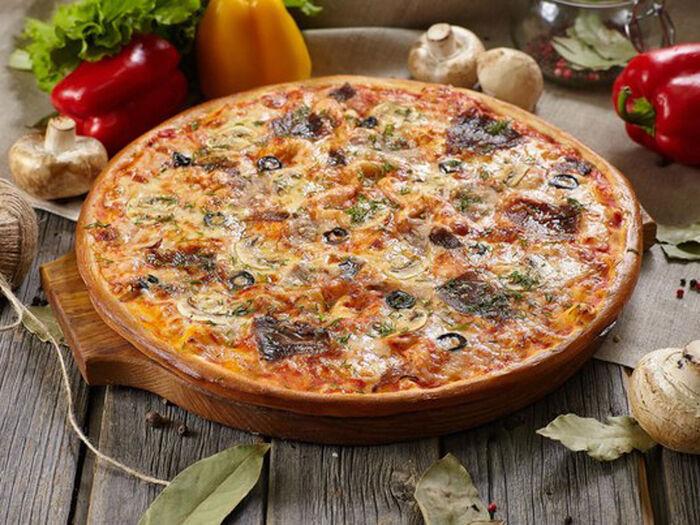Пицца Деликатесный Биг Бенни