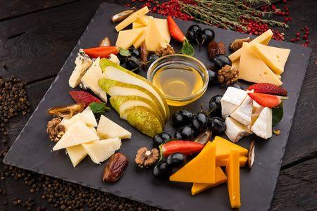 Ассорти из сыров (большая тарелка)