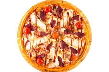 Пицца Барбекю на углях