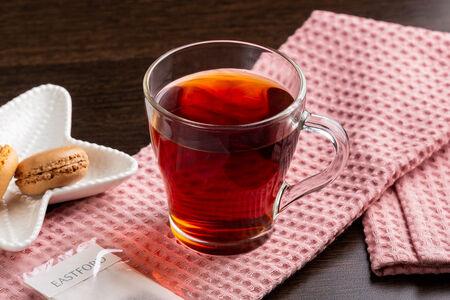 Чай Клубнично-персиковый улун