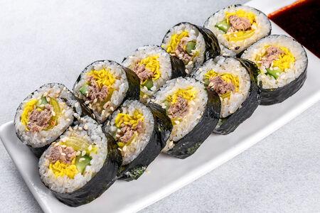 Кимпаб с тунцом