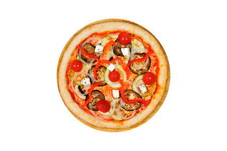 Пицца Сельская на красном соусе