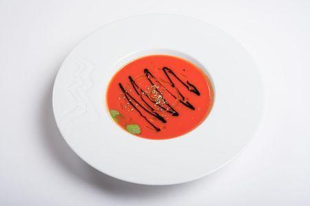 Суп из итальянских томатов