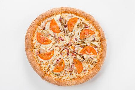 Пицца Бекон Чизбургер