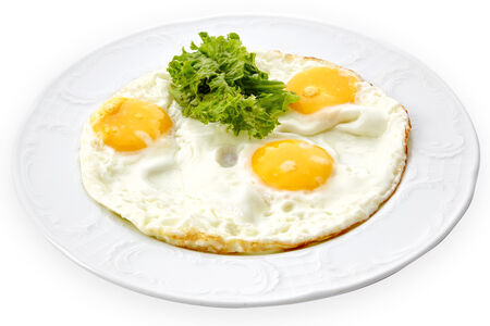 Глазунья из 3-х яиц
