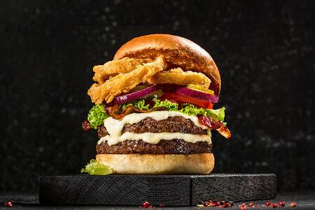 Fridays Теннесси бургер ултимейт