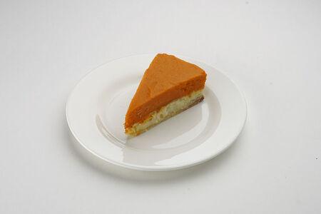 Морковный чизкейк