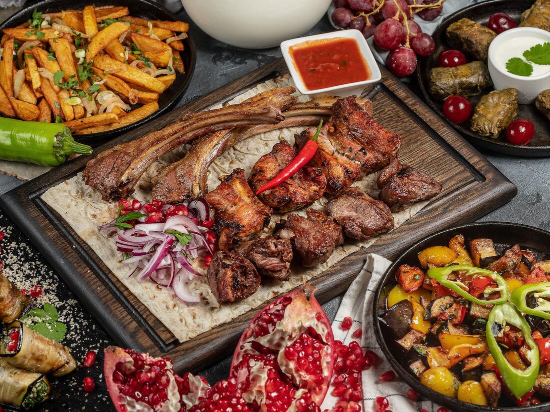 Yerevan Dinner