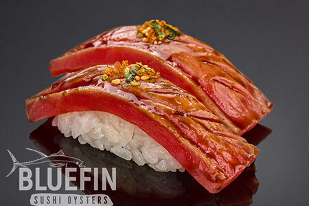 Татаки тунец еллоуфин
