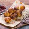Фото к позиции меню Шашлык из картофеля