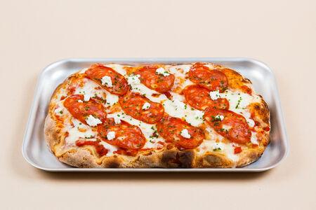 Пицца Чоризо и фета