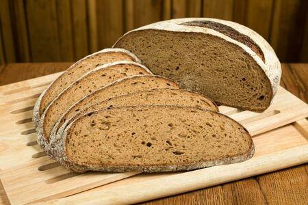 Порция ржаного хлеба