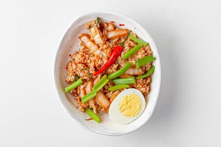 Вок Жареный рис с кимчи
