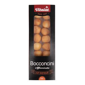 Сыр боккончини Vitalat 40% копчёный