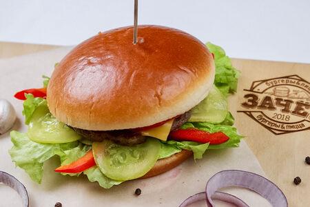 Бургер с говядиной Гриль