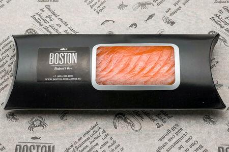 Лучший в городе подкопченный лосось