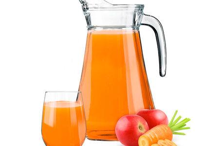 Фреш Яблоко-Морковь