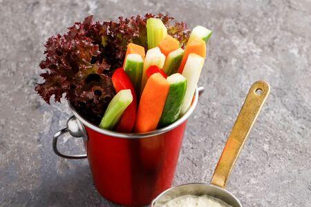 Овощи свежие Стикс