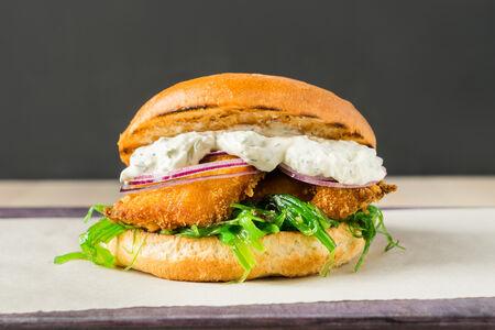 Бургер Рыбный