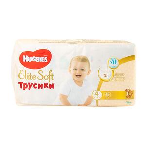 Huggies Elite Soft 4 9-14 кг