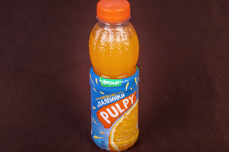Напиток Палпи