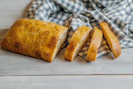 Хлеб Чиабатта фирменная