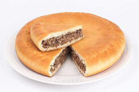 Пирог с ливером