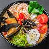 Фото к позиции меню Суп Рамен Том ям с морепродуктами