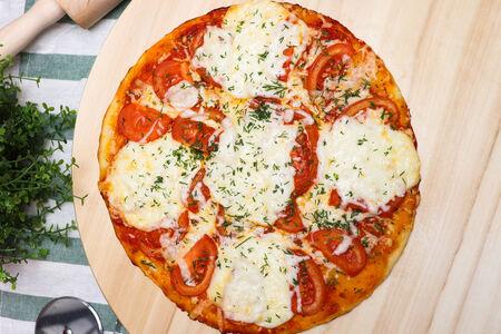 Пицца Домашняя Маргаритка