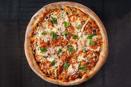 Пицца Фирменная Рис