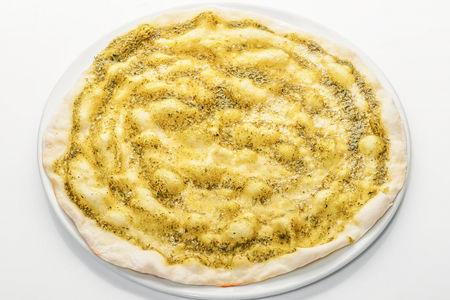 Пицца Фокаччино песто э альо