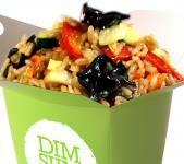 Wok Рис с овощами