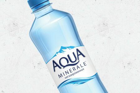 Аква Минерале негазированная 0,5
