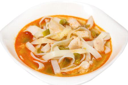 Суп Тайский с курицей