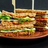 Фото к позиции меню Итальянский сэндвич