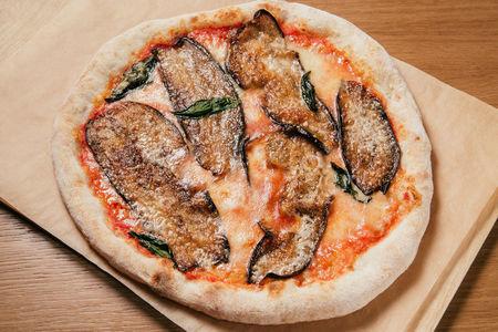 Пицца Меланзана