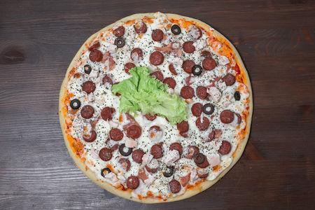 Пицца Мяссорти