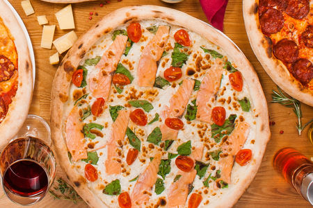 Пицца Ди сальмоне