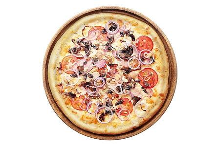 Пицца Поло Э Фунги