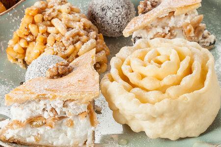 Домашние восточные сладости